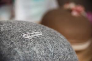 Pouf-label